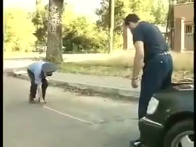 imagesofrussia, unexpected, Police Control in Russia GIFs