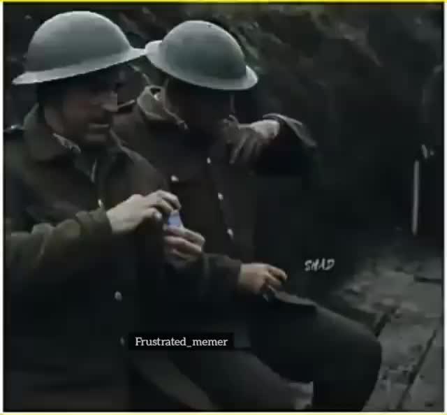 litting the cigarette WW2