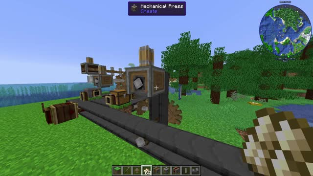 Watch and share Create Mod GIFs and Minecraft GIFs by Riskable on Gfycat