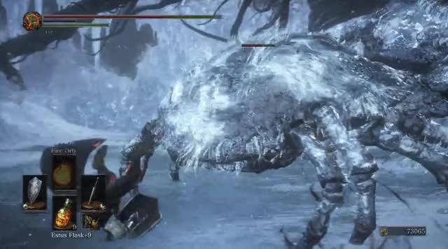 The mystery of the big dumb crabs infesting Dark Souls 3 | PC Gamer