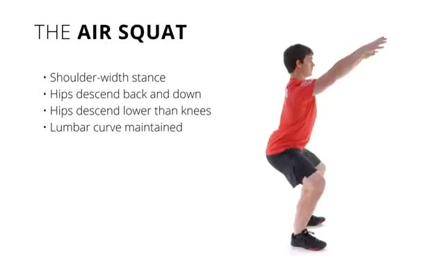 Watch and share The Air Squat GIFs on Gfycat