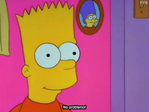 Watch and share The Simpsons Bart Simpson Gif GIFs on Gfycat