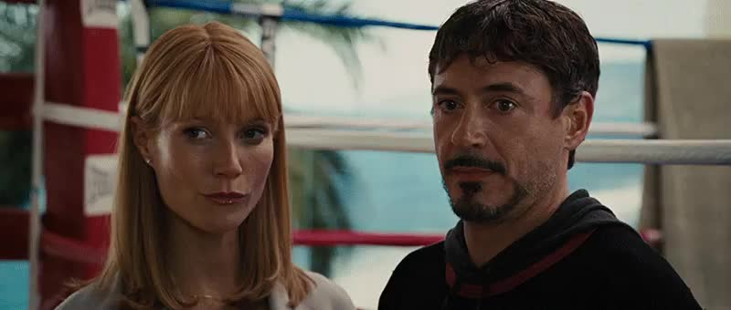 celebs, gwyneth paltrow, robert downey jr, want, quiero uno GIFs
