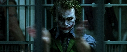 applause, clap, clapping, heath ledger, respect, slow clap, the joker, Heath Ledger Clapping GIFs