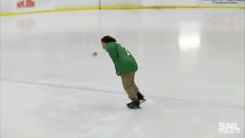 Watch and share 'figure Skating' GIFs and Bobby Moynihan GIFs on Gfycat