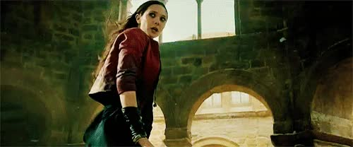 Watch and share Wanda Maximoff GIFs and Scarlet Witch GIFs on Gfycat