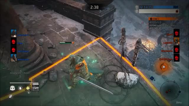 Watch and share Forhonor GIFs and Warlord GIFs by ryguy379 on Gfycat