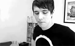 Watch and share Dan Howell Imagine GIFs and Dan Howell Smiling GIFs on Gfycat