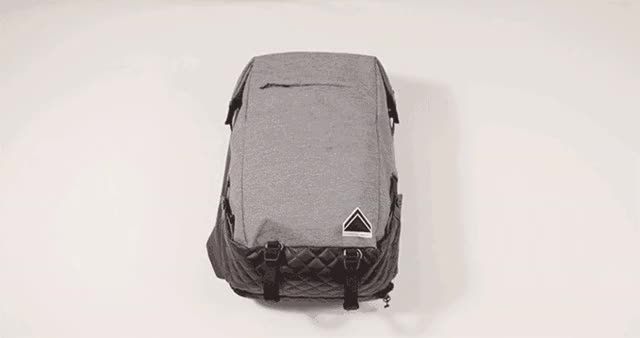Watch and share Backpack GIFs and Gear GIFs by technabob on Gfycat