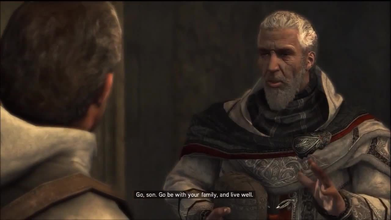 assassin's, creed, revelations, Assassin's Creed Revelations Ending w/Subtitles [HD] GIFs