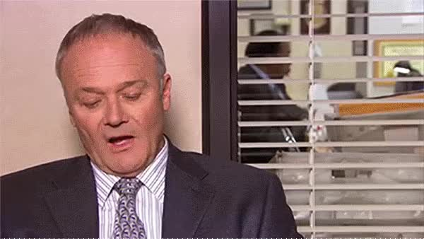 Watch Bigger GIF on Gfycat. Discover more creed bratton GIFs on Gfycat