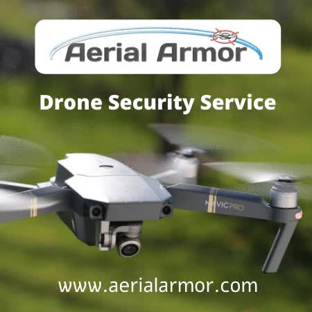 Watch and share Airspace Drone Security – Aerial Armor GIFs by aerialarmor on Gfycat