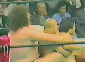 prowrestlinggifs, Young Andre the Giant (reddit) GIFs