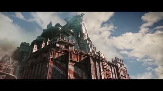 Watch Mortal Engines - Official Trailer (HD) GIF on Gfycat. Discover more Hobbit, Hugo Weaving, LOTR, Mortal Engines, Mortal Engines Trailer, Peter Jackson, Peter Jackson trailer, Trailer, Universal Pictures, YA GIFs on Gfycat