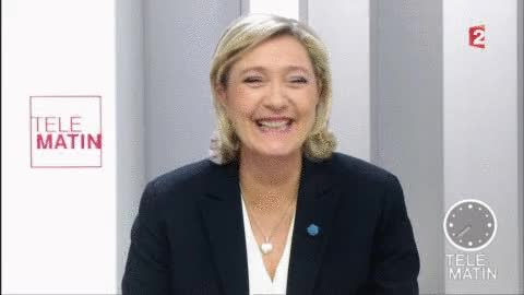 Watch and share Marine Le Pen GIFs and Mdr GIFs on Gfycat