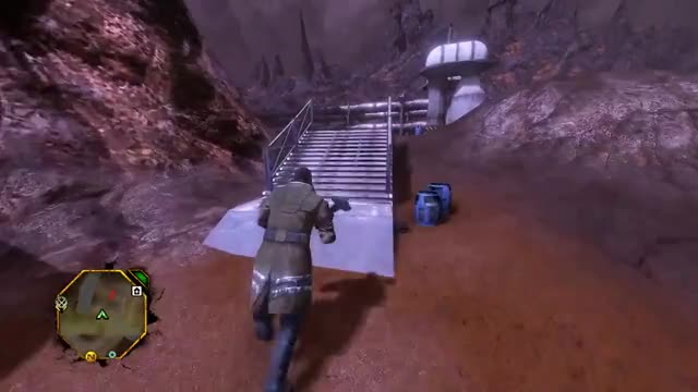 Jerma's fail on Red Faction