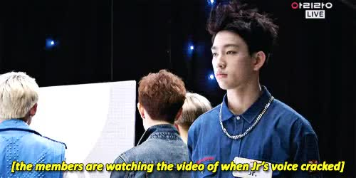 Watch and share Got7 Reactions GIFs and Got7 Funny Gif GIFs on Gfycat