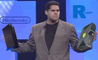Watch this trending GIF on Gfycat. Discover more reggie fils-aime GIFs on Gfycat