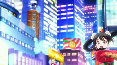 Watch and share ラブライブ! GIFs and Anime GIFs on Gfycat
