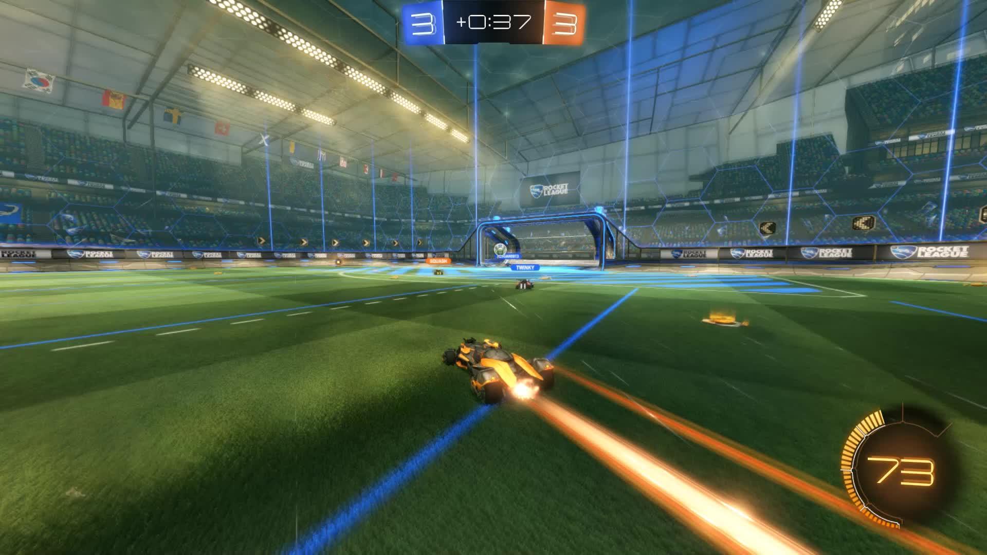 Fab ツ, Gif Your Game, GifYourGame, Goal, Rocket League, RocketLeague, Goal 7: Squash GIFs