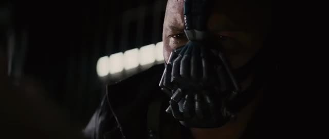 Watch and share Bane Tdkr GIFs on Gfycat
