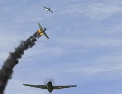 Watch Il2 Sturmovik CRASH GIF on Gfycat. Discover more related GIFs on Gfycat