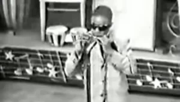 Watch 12 Year Old Stevie Wonder - 1963 GIF by @whileseated on Gfycat. Discover more related GIFs on Gfycat
