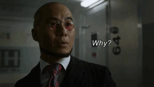 Watch hugo strange GIF on Gfycat. Discover more related GIFs on Gfycat