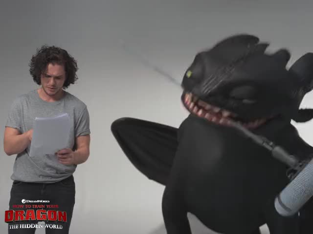 Watch this advert GIF by How To Train Your Dragon (@howtotrainyourdragon) on Gfycat. Discover more dead, done, how to train your dragon, how to train your dragon the hidden world, httyd, httyd3, kit harington, monday, mondays, toothless, wake up GIFs on Gfycat