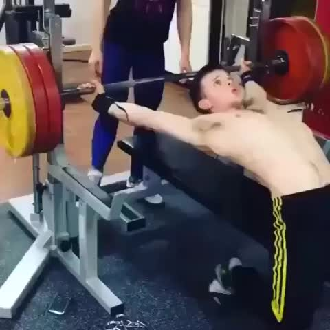 Watch clean bench press GIF on Gfycat. Discover more bad form, gifs, gym GIFs on Gfycat