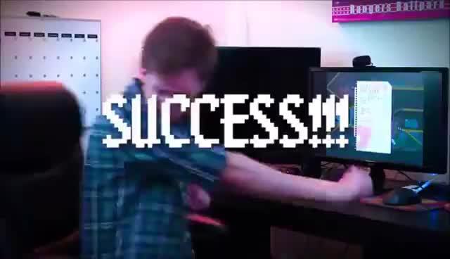 Success! GIFs
