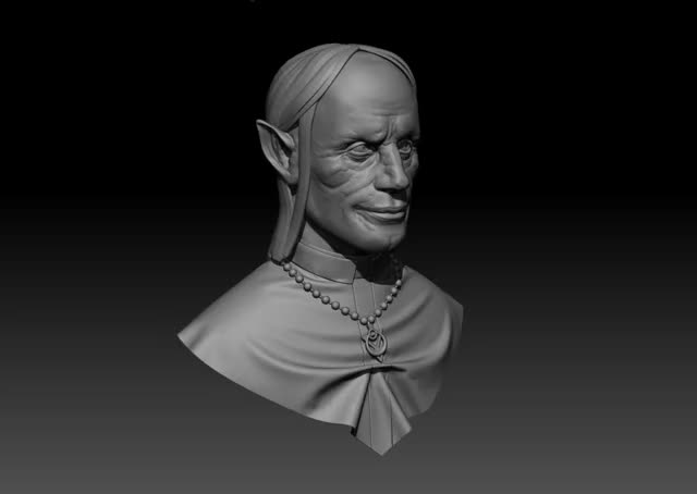 Watch ZBrush Movie 3 GIF on Gfycat. Discover more related GIFs on Gfycat