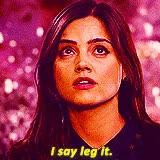 Watch clara oswald quotes; 3/? GIF on Gfycat. Discover more ***, angel princess, c: clara oswald, clara oswald, claraq, doctor who, dwedit, dwgifs, jenna coleman, jenna louise coleman, s: doctor who GIFs on Gfycat