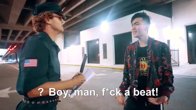 RiceGum - Frick Da Police (Official Music Video)