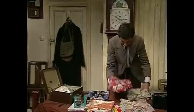 Bean Packing   Mr. Bean Official
