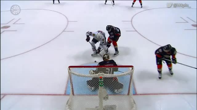 Watch Kicked Goal Called Good? - CBC GIF by @haplo on Gfycat. Discover more hockey GIFs on Gfycat
