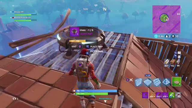 watch this gif by gamer dvr xboxdvr on gfycat discover more fortnite - heavy ar in fortnite