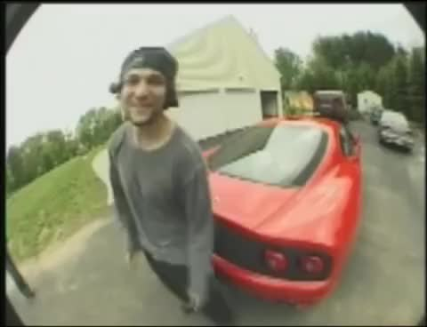 Watch and share Bam Margera GIFs and Viva La Bam GIFs on Gfycat