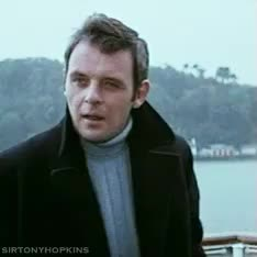 Watch and share Sir Philip Anthony Hopkins GIFs on Gfycat