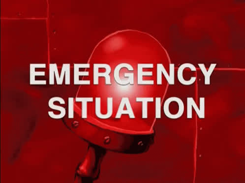 Emergency Situation GIFs