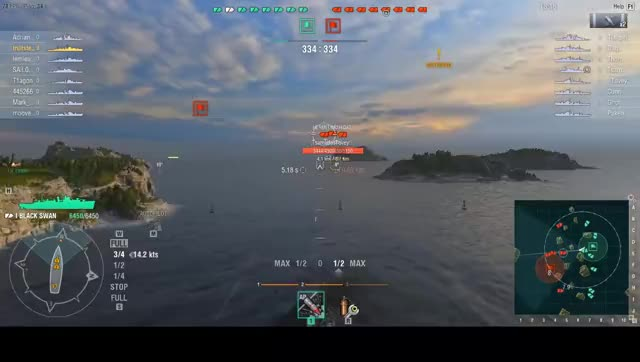 Watch world of warships bots GIF by @hooshang on Gfycat. Discover more related GIFs on Gfycat