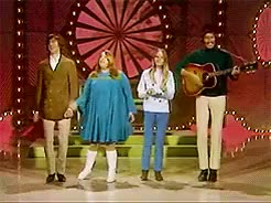 Watch and share Michelle Phillips GIFs and Denny Doherty GIFs on Gfycat