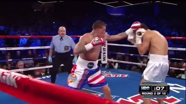 """Watch Gennady """"GGG"""" Golovkin vs Gabriel Rosado - Full Fight (HBO) GIF by @theafromentioned on Gfycat. Discover more gabriel rosado (boxer), gennady golovkin (boxer), hbo (tv network) GIFs on Gfycat"""