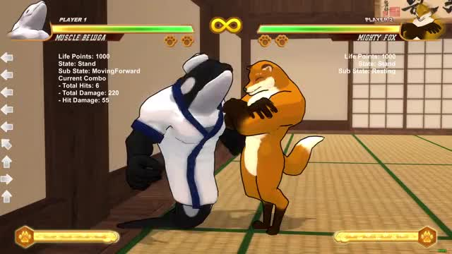 Watch and share FightOfAnimals 2020-05-10 14-04-55 GIFs by Puncake on Gfycat