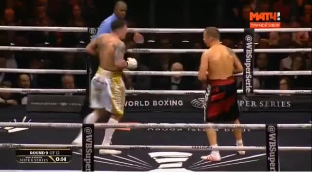 Watch usyk-briedis RD9 GIF on Gfycat. Discover more related GIFs on Gfycat