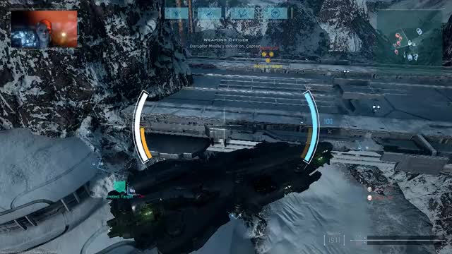 Dreadnought - Vindicta Ram 2 - Using the Environment