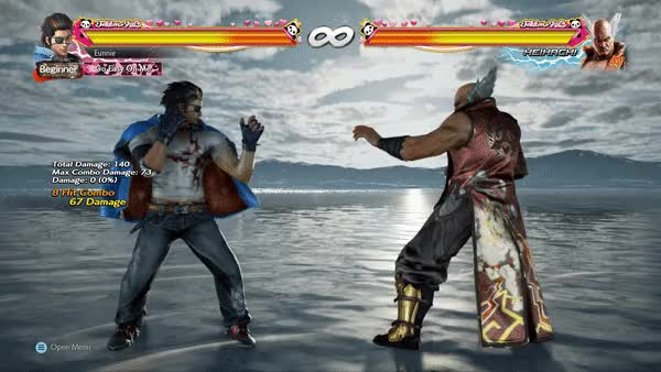Watch Hwoarang Combo 4 GIF by @eunice on Gfycat. Discover more related GIFs on Gfycat