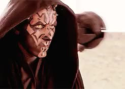 Watch and share Star Wars The Phantom Menace GIFs and Darth Maul GIFs on Gfycat