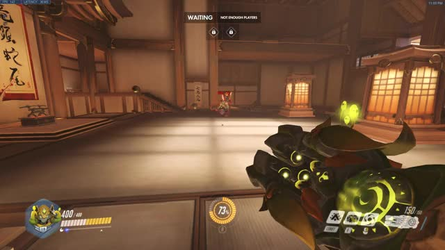 Watch Overwatch MoltenCore Orisa shield GIF on Gfycat. Discover more related GIFs on Gfycat