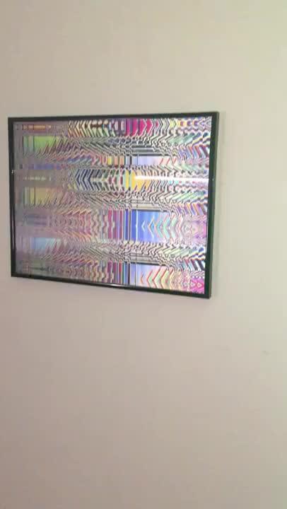 Watch and share Pattern Hologram Art GIFs on Gfycat
